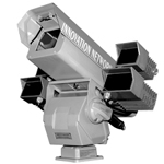 cctv.moscow. PTZ camera with Infrared High POWER Light for CCTV.