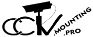 Professional installation of CCTV.